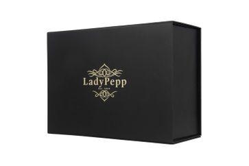 LadyPepp - Baby Blau - Stulpen Hellblau – Bild 8