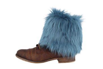 LadyPepp - Denim - Stulpen Blau – Bild 4