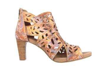 Spring Footwear Sandaletten in Übergrößen Bronze Amora-Bzm große Damenschuhe – Bild 4