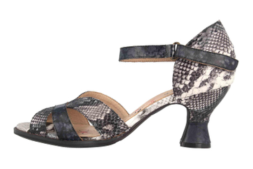 Spring Footwear Sandaletten in Übergrößen Mehrfarbig Glamour-Bm große Damenschuhe – Bild 1