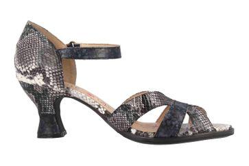 Spring Footwear Sandaletten in Übergrößen Mehrfarbig Glamour-Bm große Damenschuhe – Bild 4