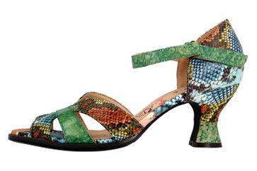 Spring Footwear Sandaletten in Übergrößen Mehrfarbig Glamour-Grm große Damenschuhe – Bild 1