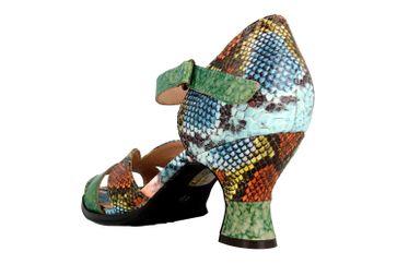 Spring Footwear Sandaletten in Übergrößen Mehrfarbig Glamour-Grm große Damenschuhe – Bild 2