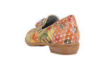 Spring Footwear Slipper in Übergrößen Mehrfarbig Klasik-Prdise-Y große Damenschuhe – Bild 2