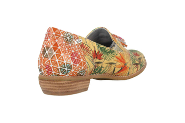 Spring Footwear Slipper in Übergrößen Mehrfarbig Klasik-Prdise-Y große Damenschuhe – Bild 3