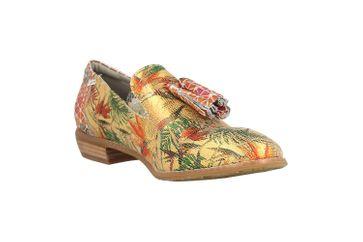 Spring Footwear Slipper in Übergrößen Mehrfarbig Klasik-Prdise-Y große Damenschuhe – Bild 5