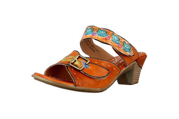 Spring Footwear Sandalen in Übergrößen Mehrfarbig Ozuna-Ca große Damenschuhe – Bild 6