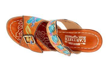 Spring Footwear Sandalen in Übergrößen Mehrfarbig Ozuna-Ca große Damenschuhe – Bild 7