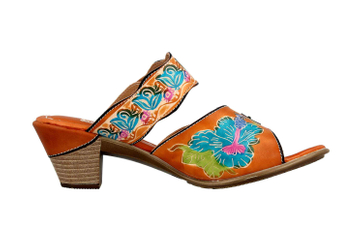 Spring Footwear Sandalen in Übergrößen Mehrfarbig Ozuna-Ca große Damenschuhe – Bild 4