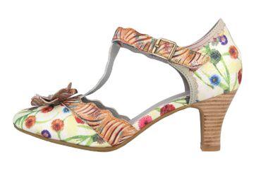 Spring Footwear Sandaletten in Übergrößen Mehrfarbig Pafae-Grym große Damenschuhe – Bild 1