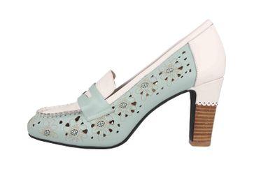 Spring Footwear Pumps in Übergrößen Mehrfarbig Penieel-Mntm große Damenschuhe – Bild 1
