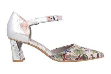 Spring Footwear Sandaletten in Übergrößen Silber Sensational-Slm große Damenschuhe – Bild 4