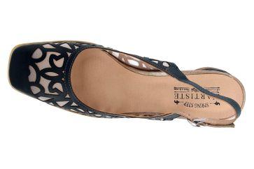 Spring Footwear Sandalen in Übergrößen Grün Chablis-Tl große Damenschuhe – Bild 7