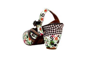 Spring Footwear Sandaletten in Übergrößen Mehrfarbig Dollface-Bm große Damenschuhe – Bild 2