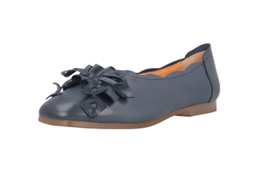Spring Footwear Ballerinas in Übergrößen Blau Louisa-Blu große Damenschuhe – Bild 6