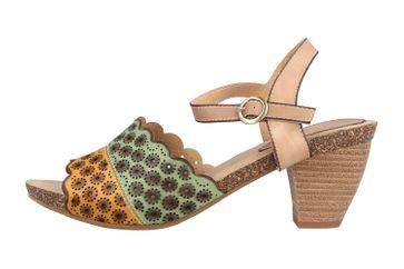 Spring Footwear Sandaletten in Übergrößen Mehrfarbig Sooziq-Ym große Damenschuhe – Bild 1