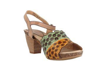 Spring Footwear Sandaletten in Übergrößen Mehrfarbig Sooziq-Ym große Damenschuhe – Bild 5