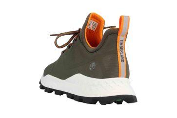 Timberland Brooklyn Fabric Oxford Grape Leaf Sneaker in Übergrößen Grün TB0A2D77A581 große Herrenschuhe – Bild 2