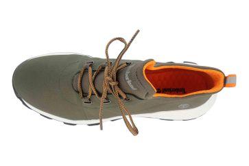 Timberland Brooklyn Fabric Oxford Grape Leaf Sneaker in Übergrößen Grün TB0A2D77A581 große Herrenschuhe – Bild 7