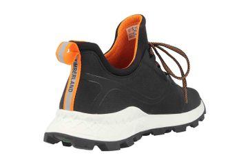 Timberland Brooklyn Fabric Oxford Jet Black Sneaker in Übergrößen Schwarz TB0A2D6K0151 große Herrenschuhe – Bild 3