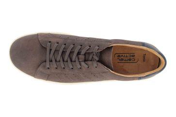 Camel Active Tonic Sneaker in Übergrößen Grau 537.16.01 große Herrenschuhe – Bild 7