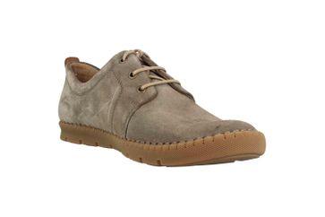 Camel Active Ethnic Sneaker in Übergrößen Grün 519.14.01 große Herrenschuhe – Bild 5