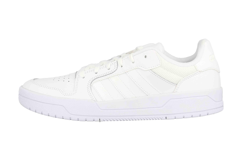 Adidas CAFLAIRE Sneaker in Übergrößen Weiß EE7599 große