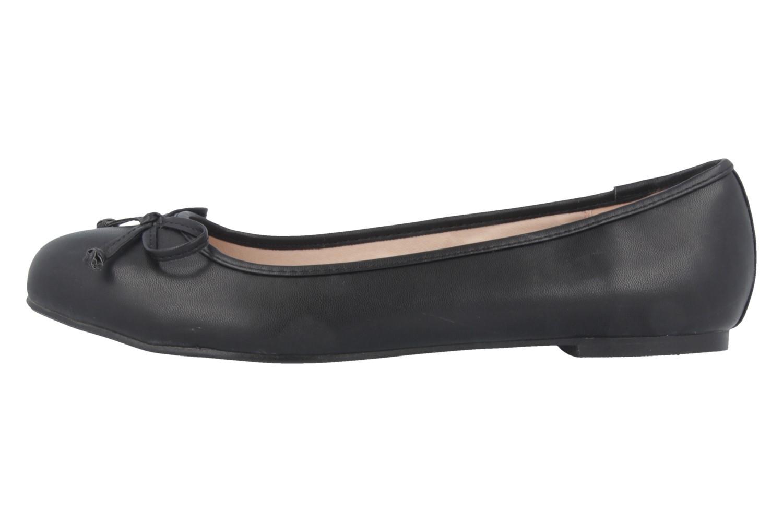 ANDRES MACHADO - Damen Ballerinas - Schwarz Schuhe in Übergrößen – Bild 2