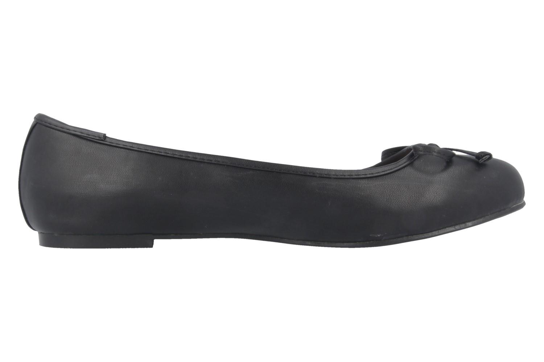 ANDRES MACHADO - Damen Ballerinas - Schwarz Schuhe in Übergrößen – Bild 3