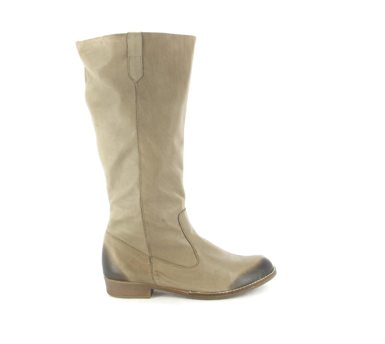 REMONTE - Damen Stiefel - Beige Schuhe in Übergrößen – Bild 2
