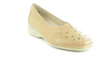 SALE - SEMLER - Damen Slipper - Beige Schuhe in Übergrößen – Bild 1