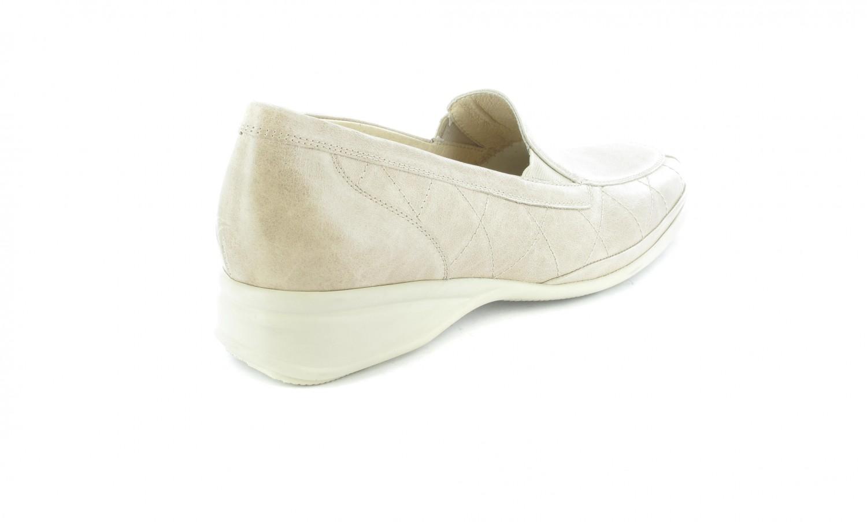 SALE - SEMLER - Damen Slipper - Beige Schuhe in Übergrößen – Bild 3
