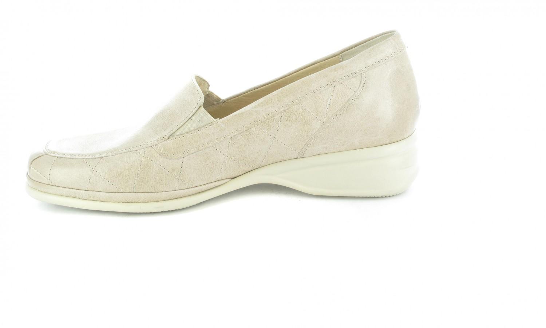 SALE - SEMLER - Damen Slipper - Beige Schuhe in Übergrößen – Bild 5