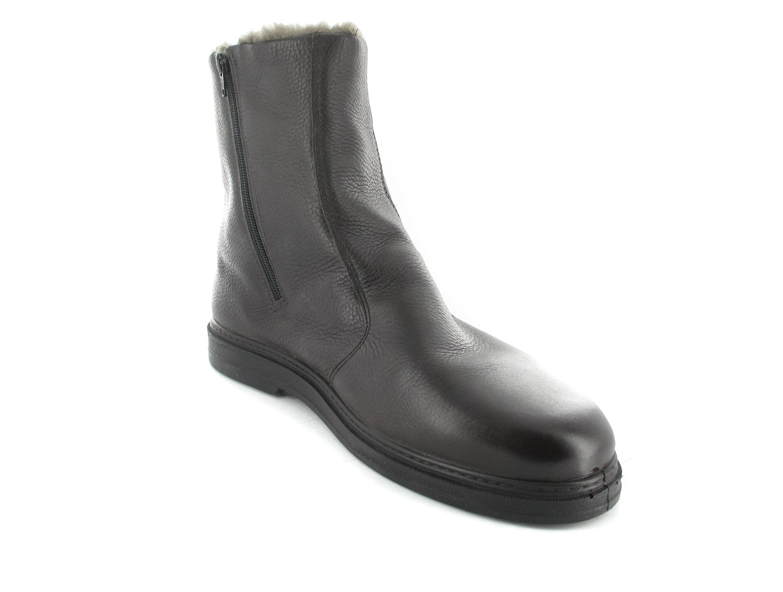 Jomos Stiefel in Übergrößen Braun 55100/504 große Herrenschuhe – Bild 6