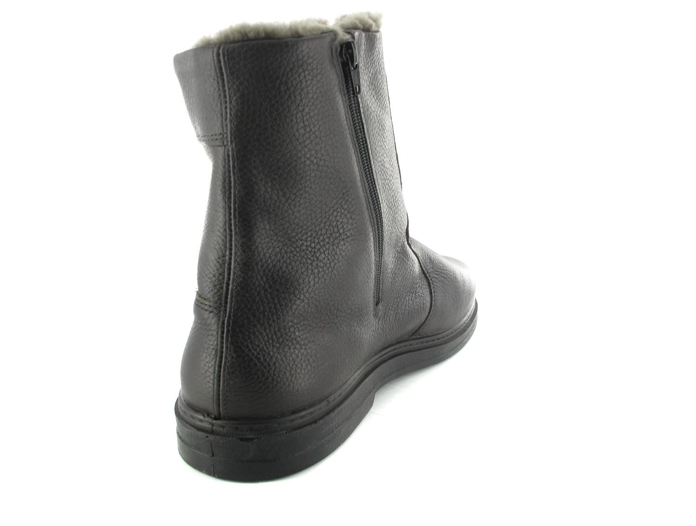 Jomos Stiefel in Übergrößen Braun 55100/504 große Herrenschuhe – Bild 4