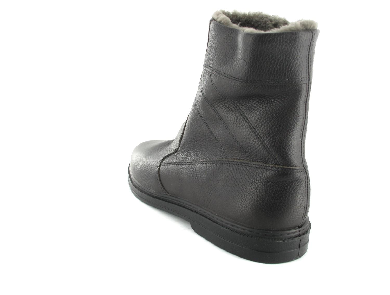 Jomos Stiefel in Übergrößen Braun 55100/504 große Herrenschuhe – Bild 3