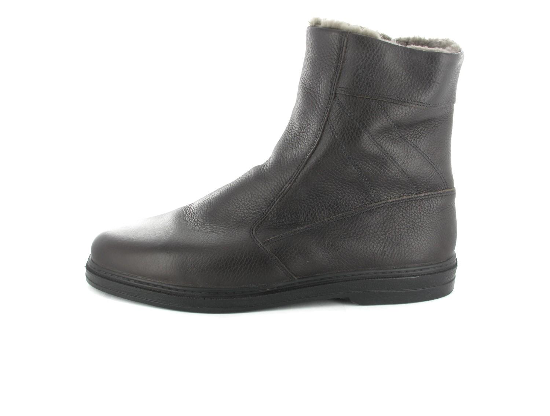 Jomos Stiefel in Übergrößen Braun 55100/504  große Herrenschuhe – Bild 2
