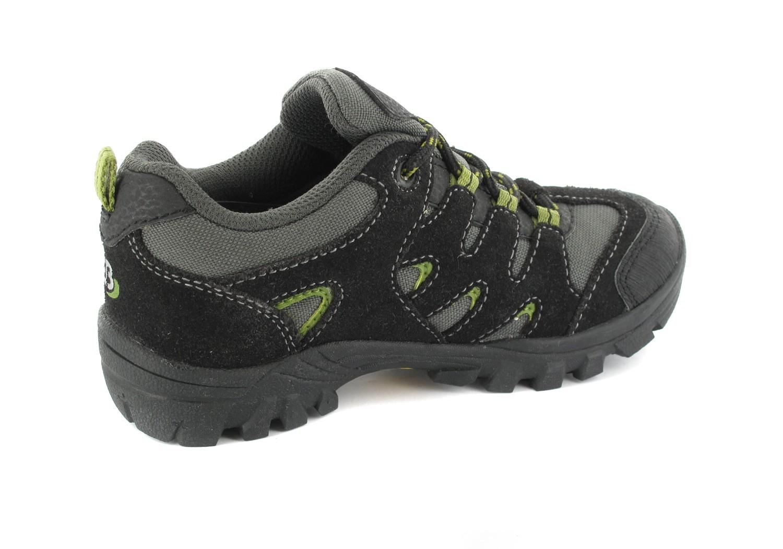Brütting Outdoor Trekking Schuhe in Übergrößen Schwarz 421000 große Unisexschuhe – Bild 4