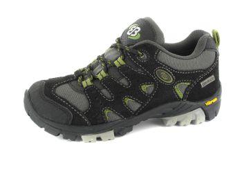 Brütting Outdoor Trekking Schuhe in Übergrößen Schwarz 421000 große Unisexschuhe