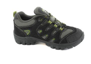 BRÜTTING - Unisex - Outdoor Trekking Schuhe - Schwarz - auch für Kinder Schuhe in Übergrößen – Bild 6
