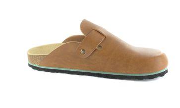 BIOPED - Unisex Clogs - Milano  - Natur Schuhe in Übergrößen – Bild 6