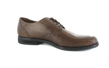 Manz Business-Schuhe in Übergrößen Braun 106002-22-191 große Herrenschuhe – Bild 6