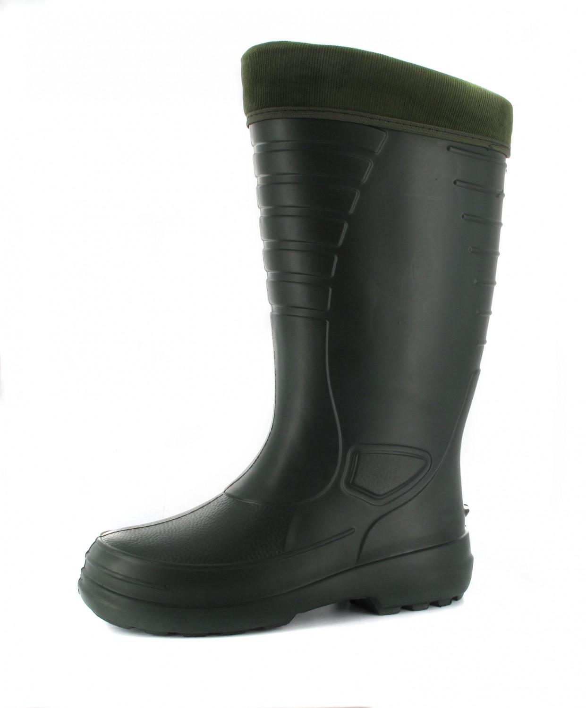 BOCKSTIEGEL - Heiko - Herren EVA Stiefel - Grün Schuhe in Übergrößen – Bild 1