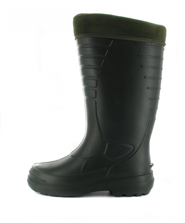 BOCKSTIEGEL - Heiko - Herren EVA Stiefel - Grün Schuhe in Übergrößen – Bild 2