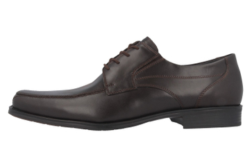 Fretz Men Business-Schuhe in Übergrößen Braun 1912.3362-38 große Herrenschuhe – Bild 1