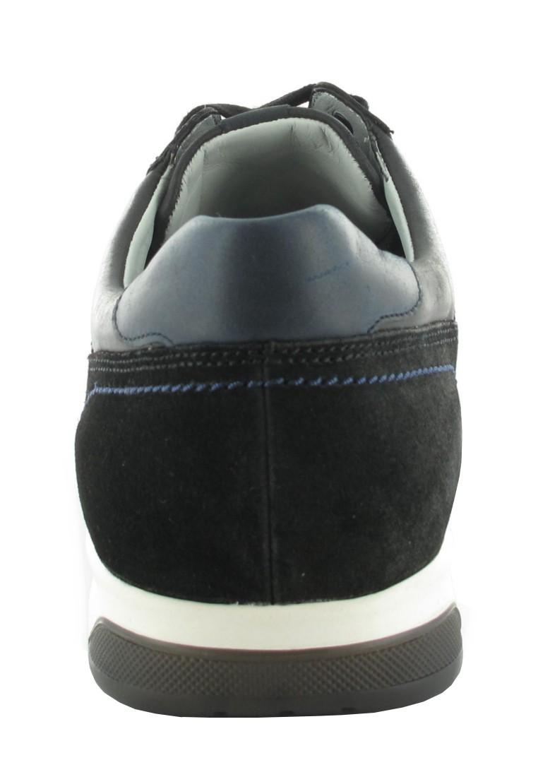 SALE - FRETZ MEN - Herren Halbschuhe - Schwarz Schuhe in Übergrößen – Bild 2
