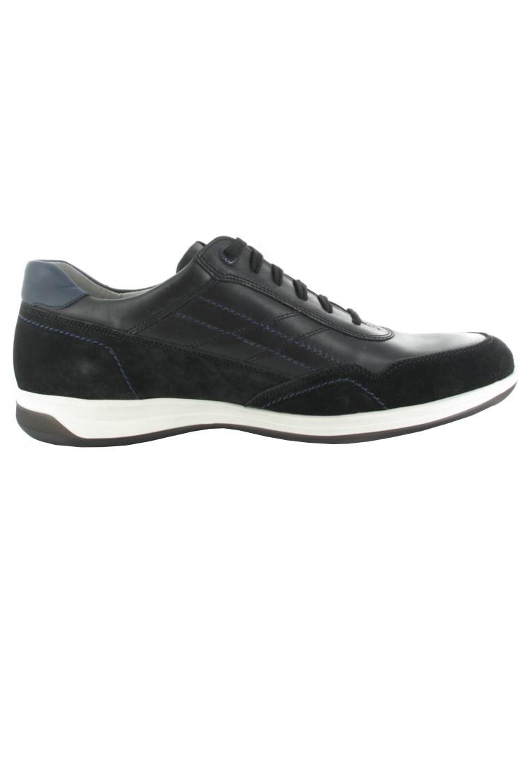SALE - FRETZ MEN - Herren Halbschuhe - Schwarz Schuhe in Übergrößen – Bild 6