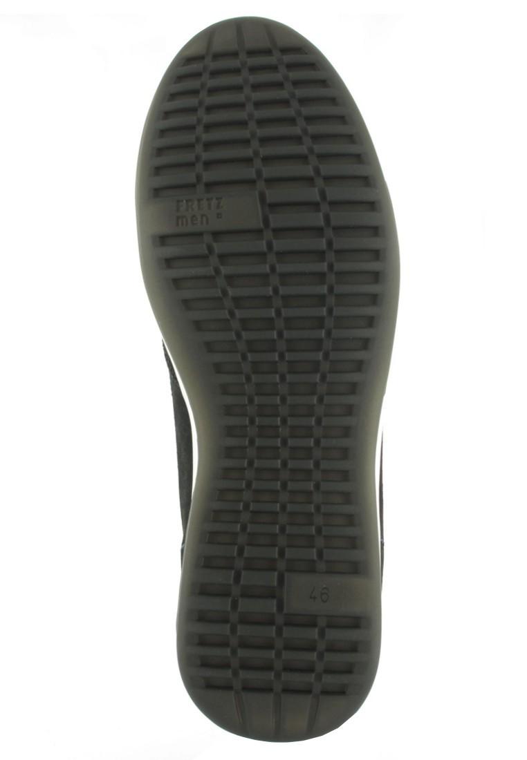 SALE - FRETZ MEN - Herren Halbschuhe - Schwarz Schuhe in Übergrößen – Bild 3