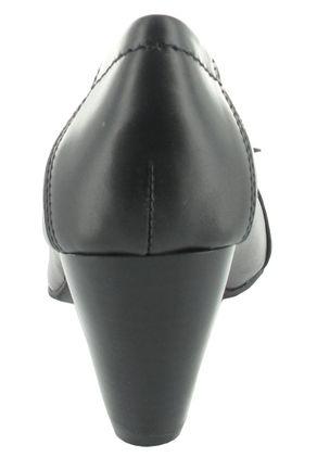 Andrea Conti Pumps in Übergrößen Schwarz 0 große Damenschuhe – Bild 2