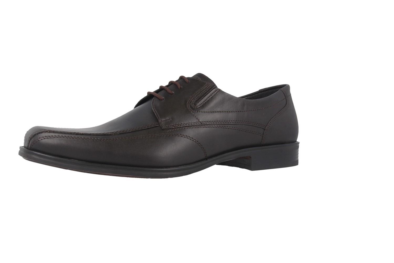 Fretz Men Business-Schuhe in Übergrößen Braun 1911.3362-38 große Herrenschuhe – Bild 1